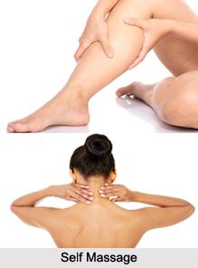 Self Massage, Aromatherapy