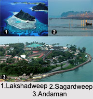 Tourism in Island Cities in India
