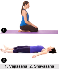 Yoga for Stomach Ailments, Yoga