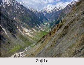 Zoji La, Ladakh, Jammu and Kashmir