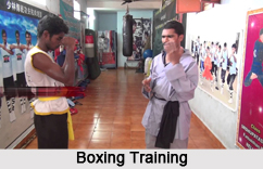 Techniques in Boxing, Indian Athletics