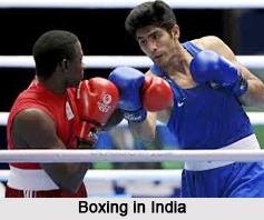 Boxing in India, Indian Athletics