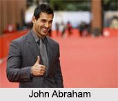 John Abraham, Indian Movie Actor