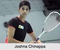 Indian Female Squash Players
