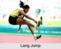 Types of Jumping, Indian Athletics