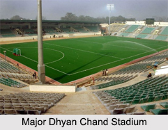 Hockey Stadiums in North India