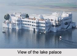 Lake Palace in Udaipur, Rajasthan