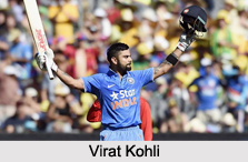Virat Kohli, Indian Cricket Player