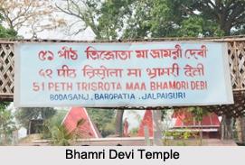 Pilgrimage Tourism in Jalpaiguri District
