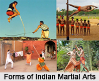 Indian Martial Arts, Indian Athletics