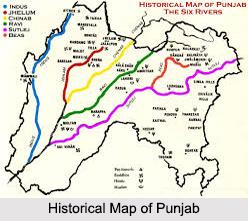 Medieval History of Punjab