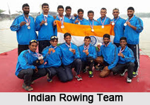 Rowing in India
