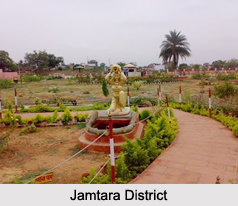 Districts of Santhal Pargana division, Jharkhand