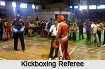 Kickboxing in India, Martial Arts