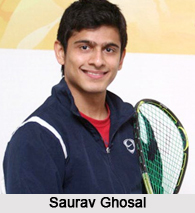 Indian Male Squash Players