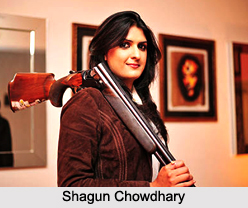 Indian Female Shooters