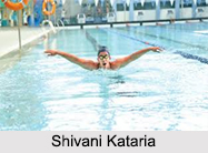 Indian Female Swimmers