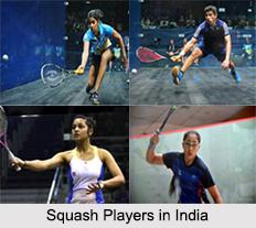 Squash in India