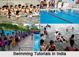 Swimming in India