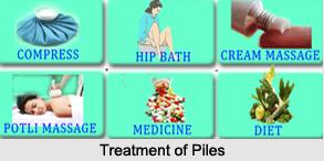 Piles, Naturopathy
