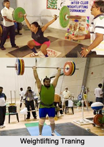 Weightlifting in India