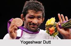 Wrestlers in India