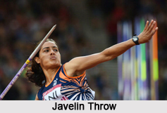 Throwing Events, Track Event