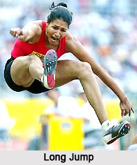 Field Events, Indian Athletics