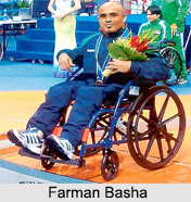Paralympics Athletes in India