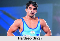 Wrestlers in India