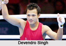 Boxers in India, Indian Athletics
