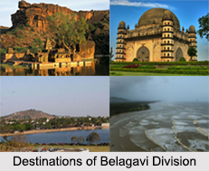 Districts of Belagavi Division, Karnataka