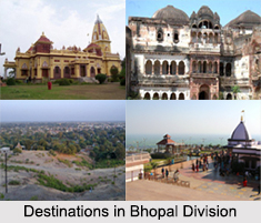 Districts of Bhopal Division