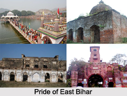 Districts of East Bihar