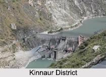 Districts of East Himachal Pradesh