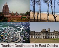 Districts of East Odisha