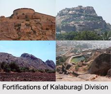 Districts of Kalaburagi Division, Karnataka