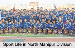 Districts of North Manipur Division