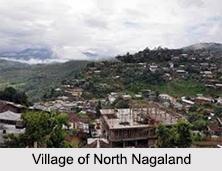 Districts of North Nagaland