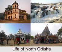 Districts of North Odisha