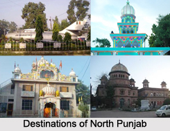 Districts of North Punjab