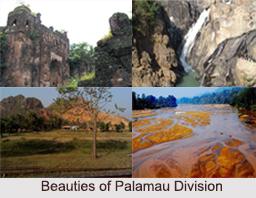 Districts of Palamau Division, Jharkhand