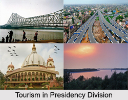 Districts of Presidency Division, West Bengal