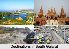 Districts of South Gujarat