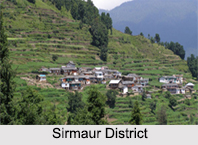 Districts of South Himachal Pradesh