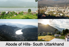 Districts of South Uttarakhand