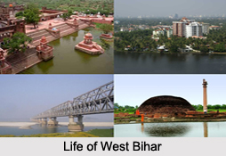 Districts of West Bihar