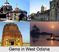 Districts of West Odisha