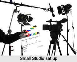 First Film Studios in Madras, Chennai