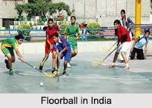 Floorball in India